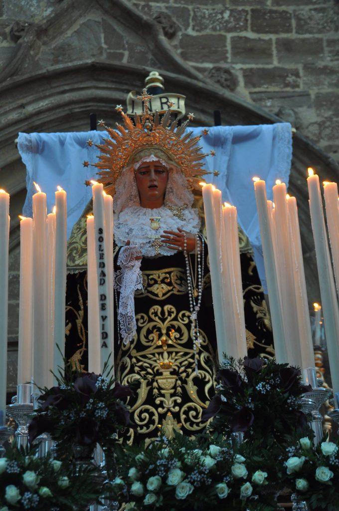 Ntra. Señora de la Soledad